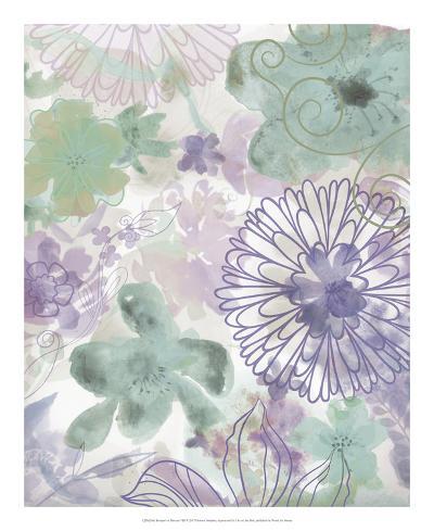 Bouquet of Dreams VIII-Delores Naskrent-Art Print