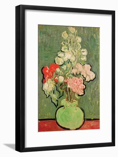 Bouquet of Flowers, 1890-Vincent van Gogh-Framed Giclee Print