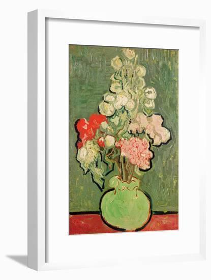 Bouquet of Flowers, 1890-Vincent van Gogh-Framed Giclee Print