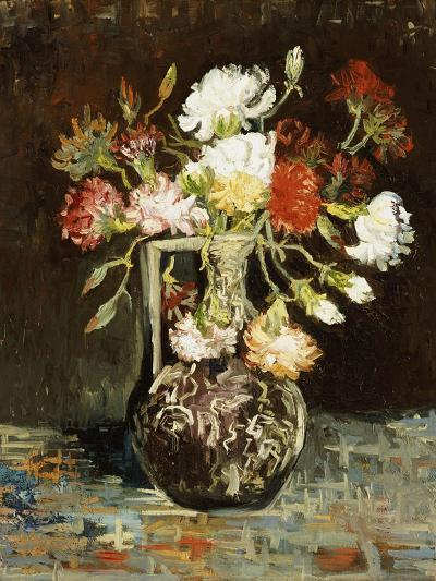 Bouquet of Flowers-Vincent van Gogh-Giclee Print