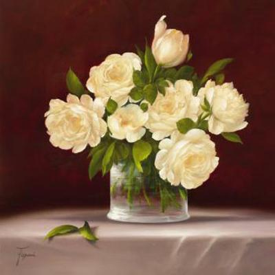 Bouquet of Roses II-Fasani-Art Print