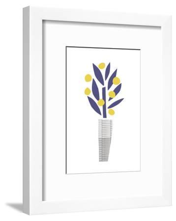 Bouquet - Posy-Sophie Ledesma-Framed Art Print