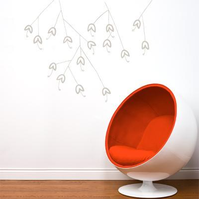 Bouquet Wall Decal--Wall Decal