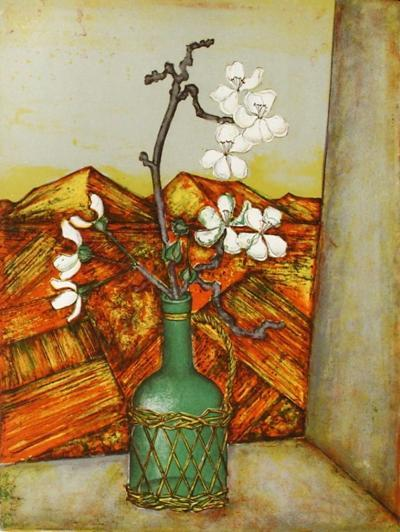 Bouquet-Pierre Henry-Collectable Print