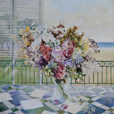 Bouquet-Jeremy Annett-Giclee Print