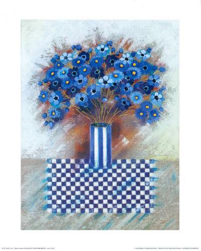 Bouquets for Tomorrow-Milene Santos-Art Print
