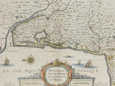 Bourdelois, Country of Medoc, and My Prevote of Born--Giclee Print