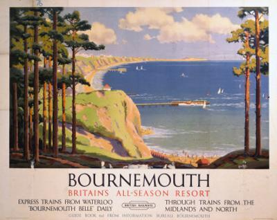 Bourenmouth: Britains All-Season Resort, BR, c.1950s