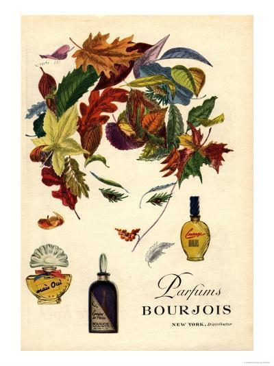 Bourjois, Womens, USA, 1940--Giclee Print