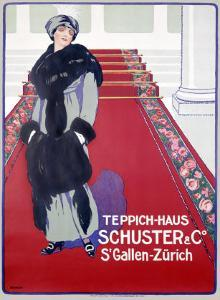 Schuster and Company, Teppich Haus by Bovard