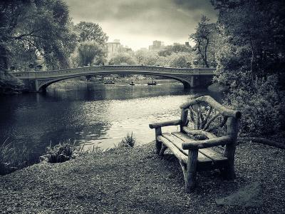 Bow Bridge Nostalgia-Jessica Jenney-Giclee Print