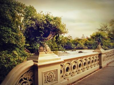 Bow Bridge View-Jessica Jenney-Giclee Print