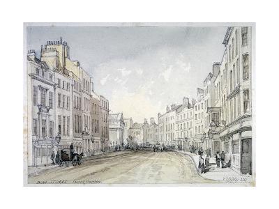 Bow Street, Westminster, London, 1851-Thomas Colman Dibdin-Giclee Print