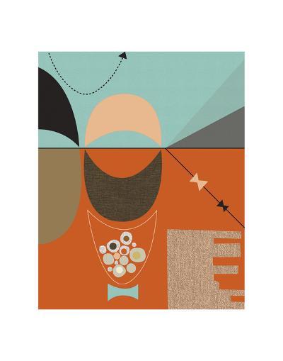 Bow Tie-Jenn Ski-Art Print