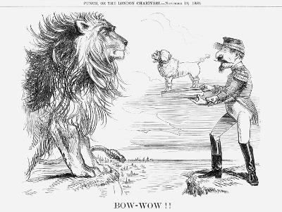 Bow-Wow!!, 1859--Giclee Print