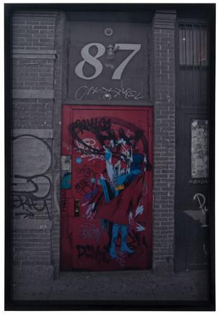 Bowery I Wall Art