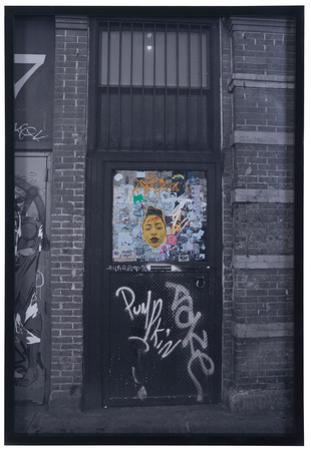Bowery III Wall Art