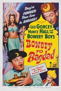 Bowery to Bagdad, 1955