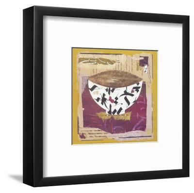 Bowl I-Françoise Unel-Framed Art Print