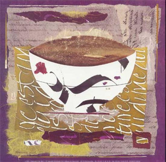 Bowl III-Fran?oise Unel-Art Print