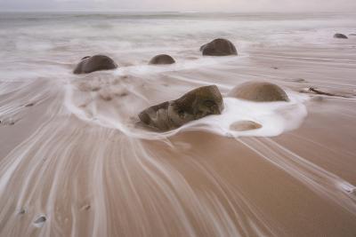 Bowling Ball Beach, California, Usa-Rainer Mirau-Photographic Print