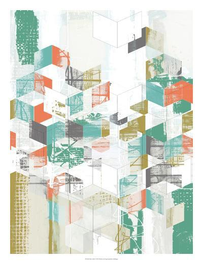 Box Grid I-Jennifer Goldberger-Art Print