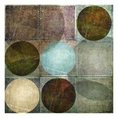 Box of Circles 1-Kristin Emery-Art Print