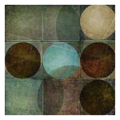 Box of Circles B-Kristin Emery-Art Print