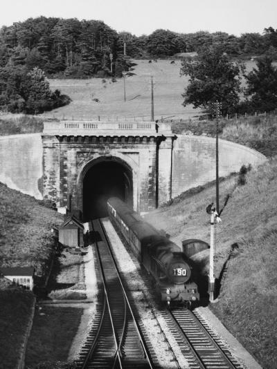 Box Tunnel, Wilts--Photographic Print
