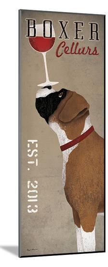 Boxer Cellars-Ryan Fowler-Mounted Print