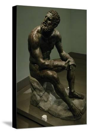 Boxer of Quirinal, also known as the Terme Boxer
