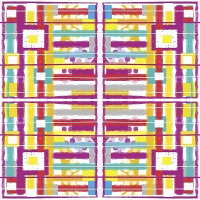 Boxes and Stripes-Deanna Tolliver-Giclee Print
