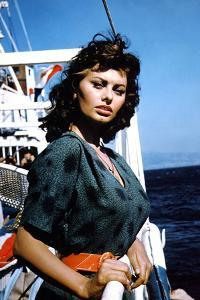Boy on a Dolphin 1957 Directed by Jean Negulesco Sophia Loren
