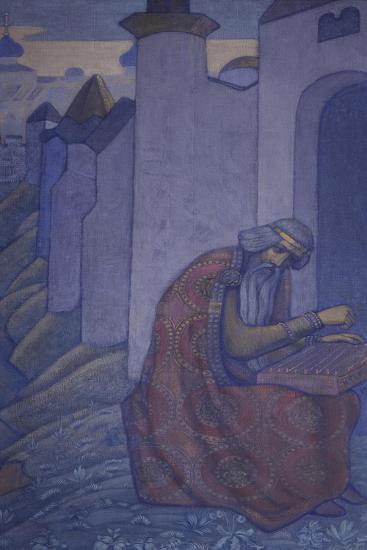 Boyan, 1910-Nicholas Roerich-Giclee Print
