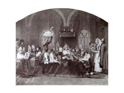 Boyar's (Nobleman') Wedding, Russia, C1883-C1884-Andrei Osipovich Karelin-Giclee Print