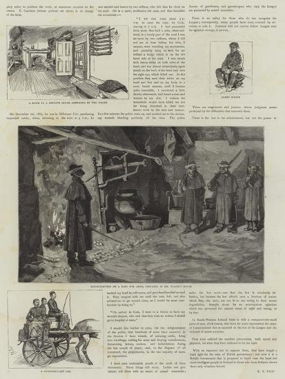 Boycotting in Ireland--Giclee Print