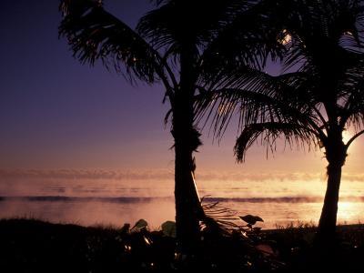 Boynton Beach Winter Ocean, Florida-Nik Wheeler-Photographic Print