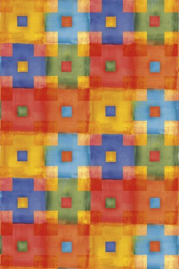 Boys Colors 02-Maria Trad-Giclee Print