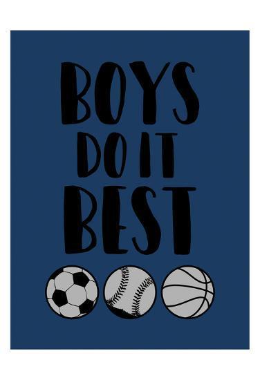 Boys Do It-Jace Grey-Art Print
