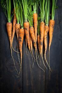 Carrots by Bozena_Fulawka