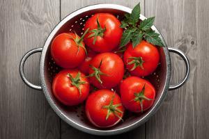 Tomatoes by Bozena_Fulawka