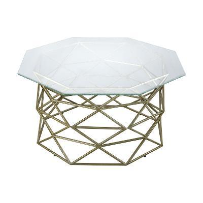 Bracelet Angular Coffee Table--Home Accessories