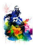 Kobe Bryant I-Brad Dillon-Art Print