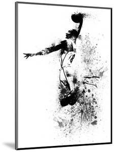 Kobe Bryant II by Brad Dillon