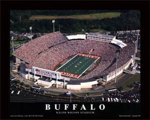 Buffalo Bills by Brad Geller