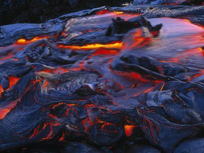 Lava Flow by Brad Lewis
