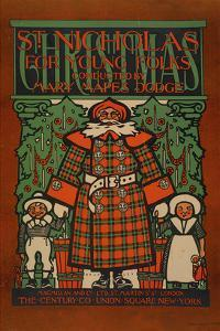St. Nicholas for Young Folks by Brad Ley