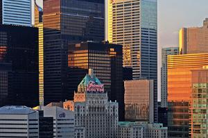 Canada, Toronta, Urban Downtown Cityscape by Brad Smith