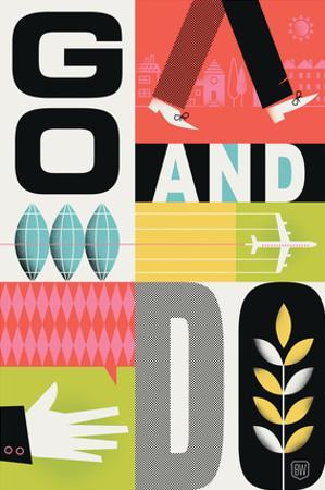 Go and Do by Brad Woodard