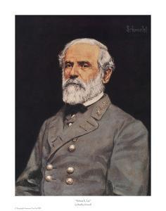Robert E. Lee by Bradley Schmehl